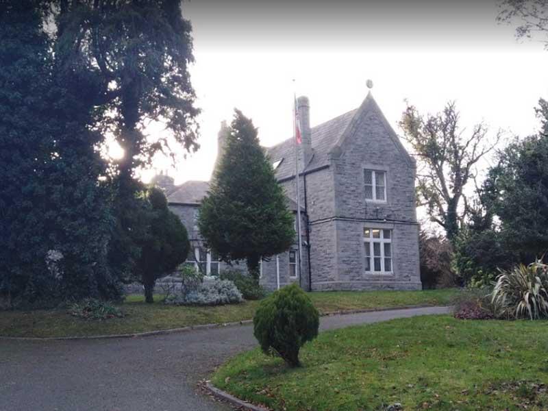 Iranian Consulate, Dublin, Ireland