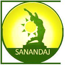 Sanandaj Map