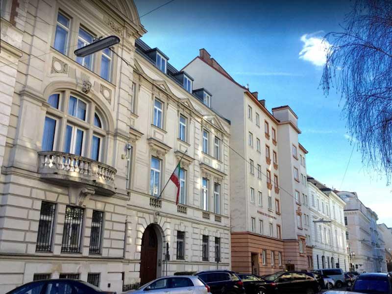 Iranian Consulate, Vienna, Austria