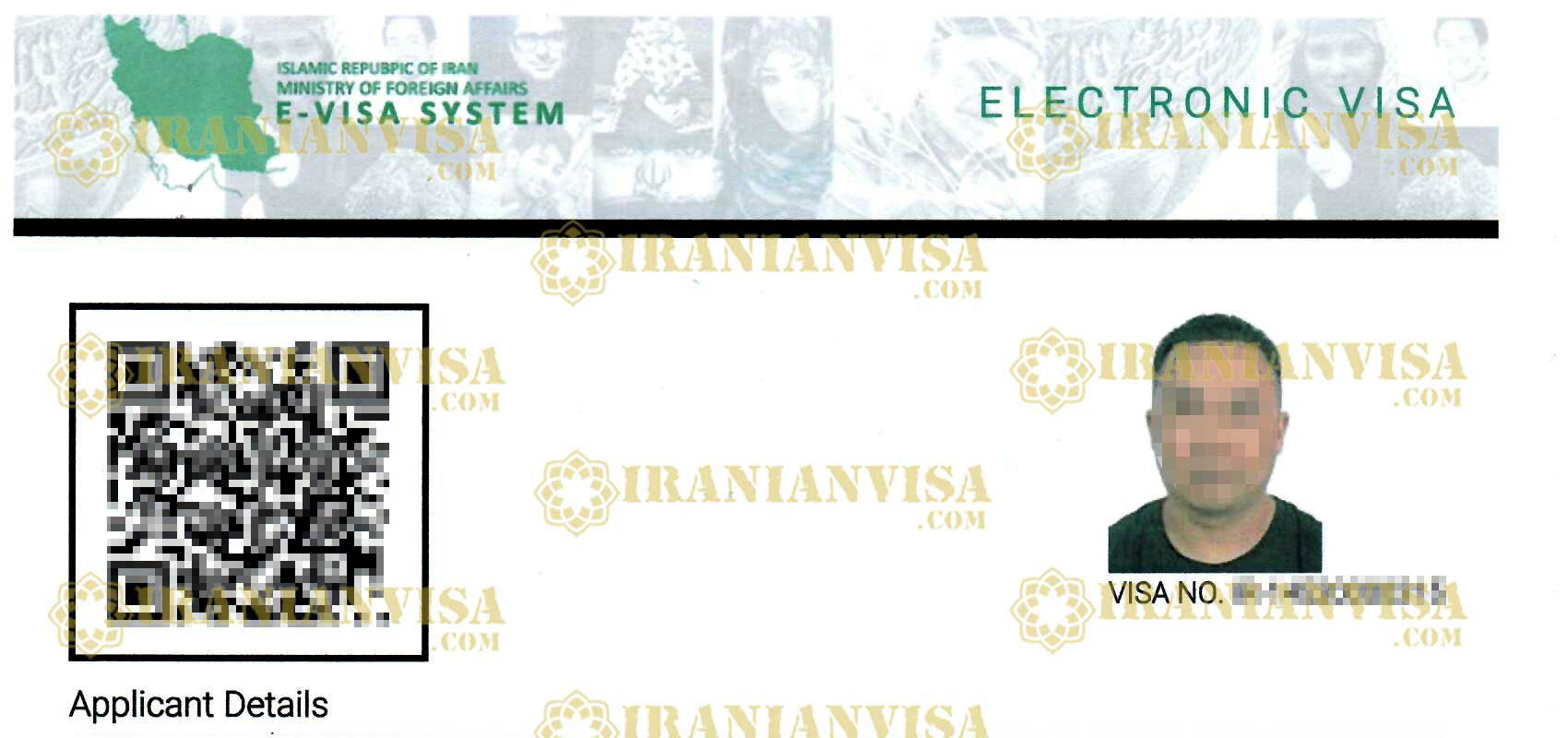 Iran Visa Application 20 Only Iran Visa By Iranianvisa Com